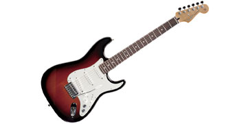 electric, guitar, v-guitar, axe, stratocaster, strat, american, fender, musical instrument, hire, adelaide