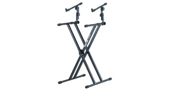 2-tier, keyboard, stand, x-braced, musical instrument, hire, adelaide
