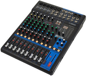 mixer, mixing desk, audio, sound, hire, rent, adelaide
