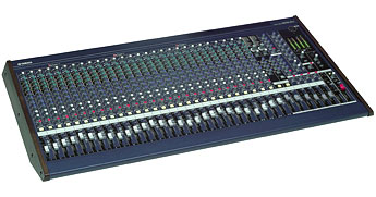 32CH mixing desk hire adelaide